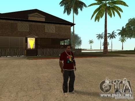 Mike Windows para GTA San Andreas tercera pantalla