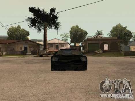 GTA4 Infernus para la visión correcta GTA San Andreas