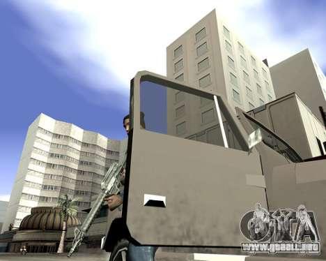 Cubierta del sistema para GTA San Andreas séptima pantalla