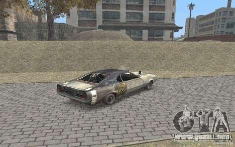 Malice from FlatOut2 para la visión correcta GTA San Andreas