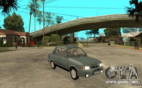 Dacia 1310 L Custom-RK para GTA San Andreas vista hacia atrás