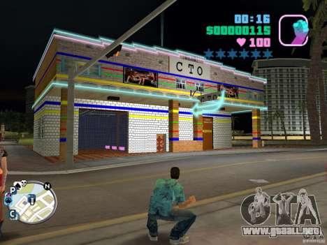 CIEN 1-auto servicio para GTA Vice City