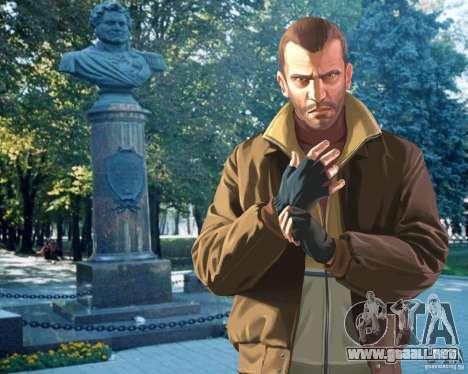 Pantallas de carga ciudad Stavropol para GTA 4 quinta pantalla
