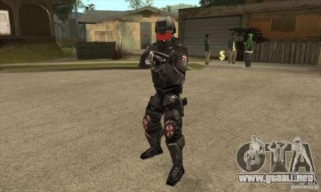 Sello de Ambrelly para GTA San Andreas segunda pantalla