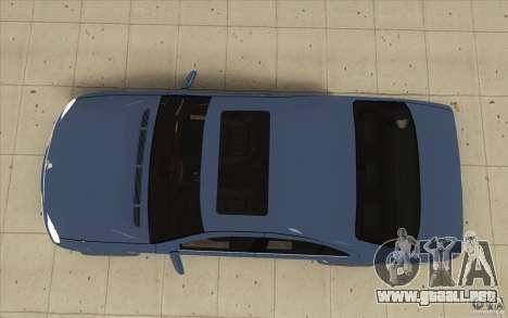 Mercedes-Benz S-Klasse para la visión correcta GTA San Andreas