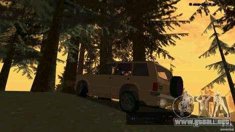 HD Huntley para GTA San Andreas left