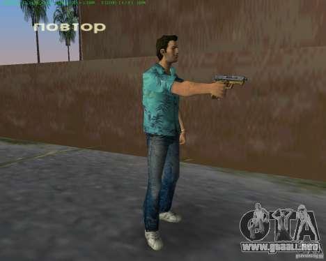 USP-45 en un desierto muriendo de para GTA Vice City