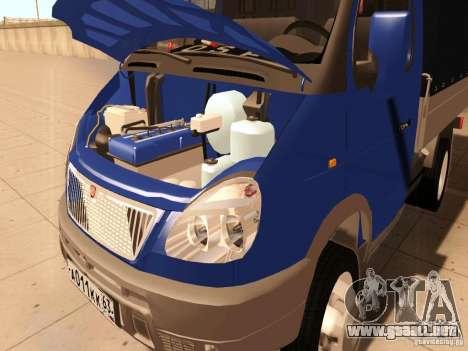 3302 Gacela para visión interna GTA San Andreas