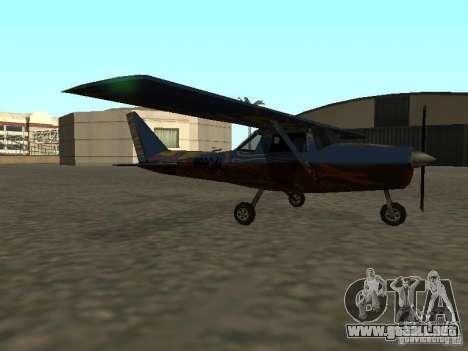 Un nuevo avión-Dodo para GTA San Andreas left