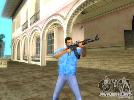 New Reality Gameplay para GTA Vice City décimo de pantalla