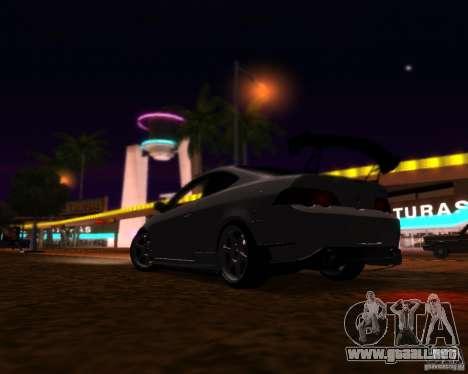 Enb series by LeRxaR para GTA San Andreas séptima pantalla