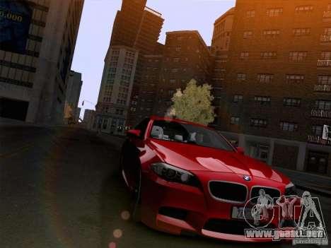 Realistic Graphics HD 3.0 para GTA San Andreas tercera pantalla