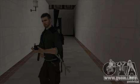 Sam Fisher para GTA San Andreas