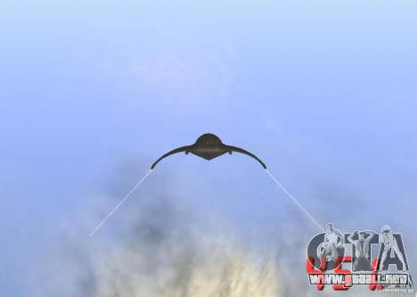 Velocímetro digital para GTA San Andreas segunda pantalla