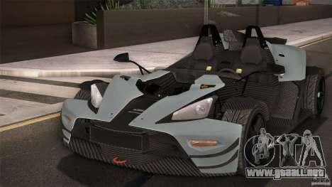 KTM-X-Bow para el motor de GTA San Andreas