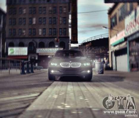 BMW 335i Coupe para GTA 4 vista interior