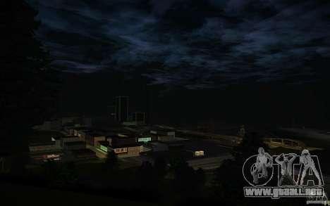 Timecyc para GTA San Andreas twelth pantalla