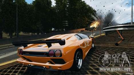 CarRocket para GTA 4 segundos de pantalla