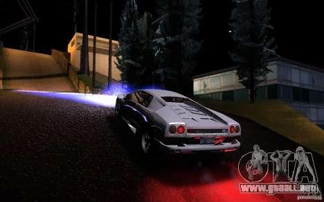ENBSeries by Gasilovo v3 para GTA San Andreas tercera pantalla