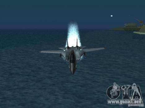 F-14 para la visión correcta GTA San Andreas
