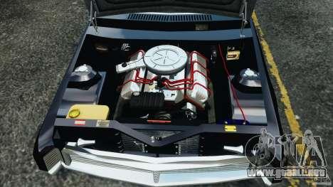 Buick Riviera 1966 v1.0 para GTA 4 vista desde abajo