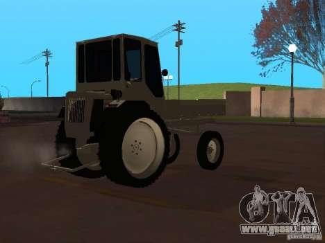 Tractor T16M para la visión correcta GTA San Andreas