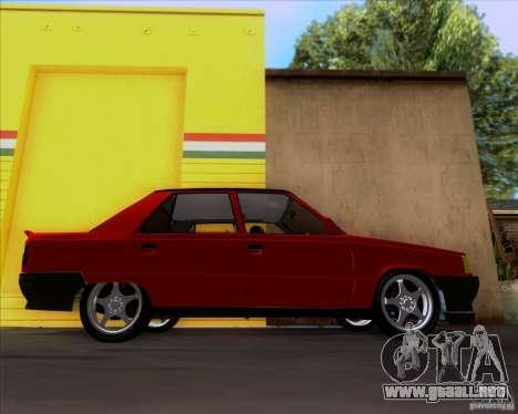 Renault Fairway para la visión correcta GTA San Andreas