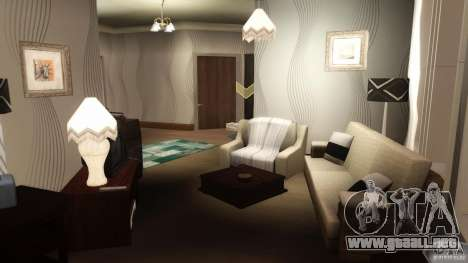 New textures for Alderney Savehouse para GTA 4 tercera pantalla