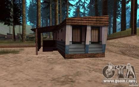 Ciudad nueva de remolque para GTA San Andreas tercera pantalla