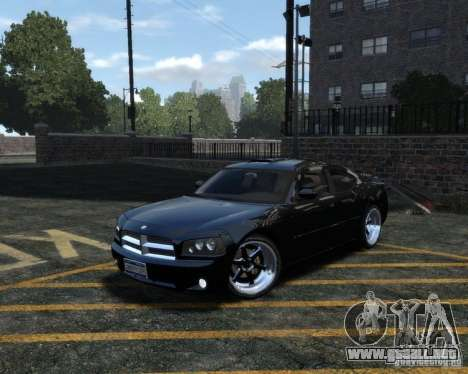 Dodge Charger RT 2006 para GTA 4