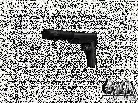 New Weapons Pack para GTA San Andreas