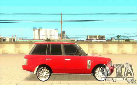 Arfy Wheel Pack 2 para GTA San Andreas segunda pantalla