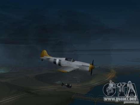 Bombas para aviones para GTA San Andreas