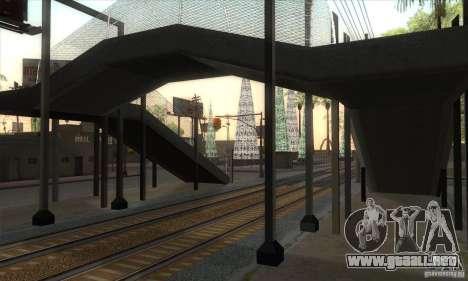 Russian Rail v2.0 para GTA San Andreas sexta pantalla