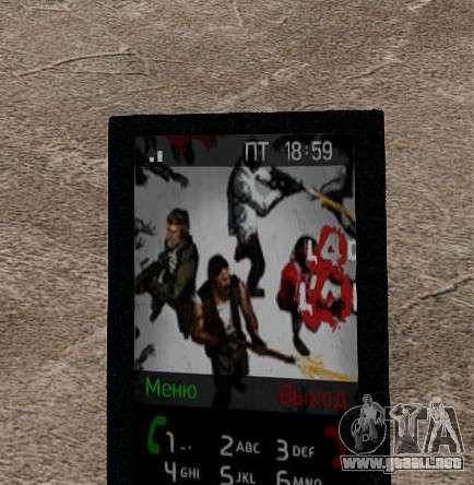 Nuevos temas para tu teléfono para GTA 4 undécima de pantalla