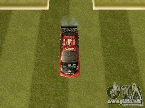 Mitsubishi Evo 9 Touge Union para visión interna GTA San Andreas