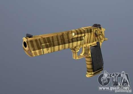 Grims weapon pack3-3 para GTA San Andreas