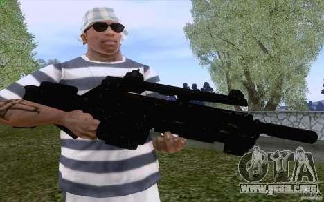 Brazos de F.E.A.R. para GTA San Andreas sexta pantalla