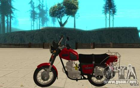 IZH Planeta 5 para GTA San Andreas left