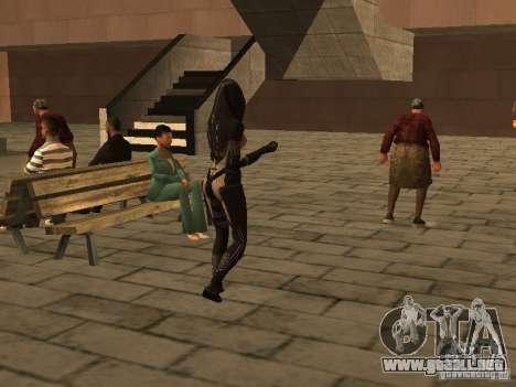 Girls from ME 3 para GTA San Andreas séptima pantalla