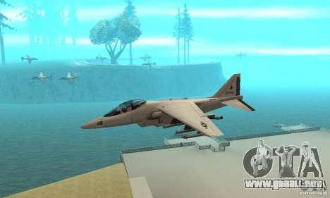 Guerra del aire para GTA San Andreas