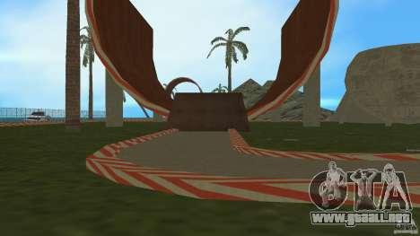 Bobeckas Park para GTA Vice City tercera pantalla