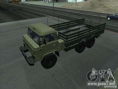 GAS 34 para la visión correcta GTA San Andreas