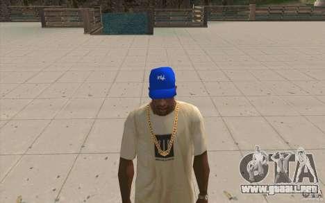 Intel Cap para GTA San Andreas segunda pantalla