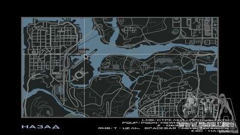 HUD by Neo40131 para GTA San Andreas sexta pantalla