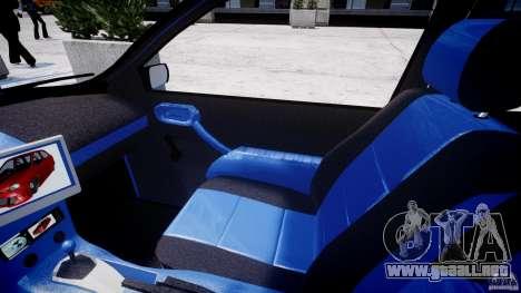 Chevrolet Corsa Extreme Revolution para GTA 4 vista hacia atrás