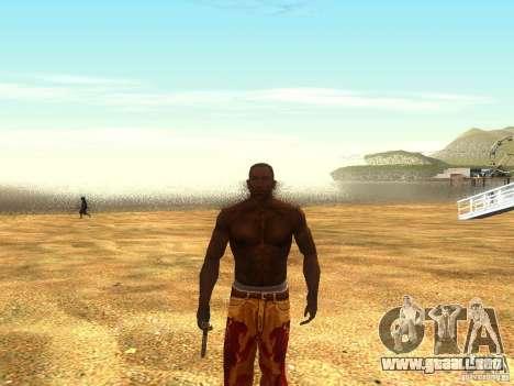 Los gritos de las gaviotas en la playa para GTA San Andreas