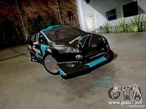 Ford Fiesta RS para GTA San Andreas