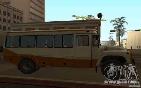 Kavz 3976 KAVZOZIL para visión interna GTA San Andreas