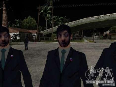 Quebrantahuesos o Galustyan para GTA San Andreas